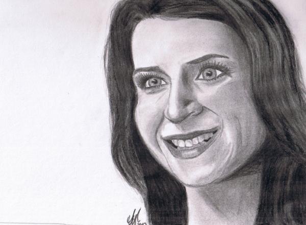 Caterina Scorsone by Marisaa
